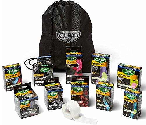 Curad Performance Series Sports Pack, Value Bundle by Curad