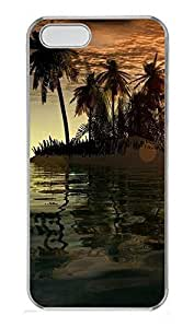 Case For Sam Sung Note 3 Cover 3D Islands And Tree PC Custom Case For Sam Sung Note 3 Cover Cover Transparent