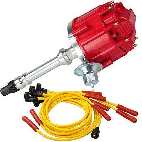 Performance Chevy/gm SBC BBC Small Block/big Block 65k coil 7500RPM Hei Distributor 350 454 302 - V8 Block Gm Small