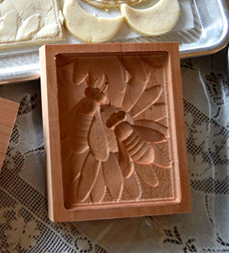 Bees Cookie Mold (Shortbread Thins)