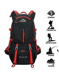 Huwaijianfeng Hiking Backpack Water-Proof Backpack Outdoor Sp...
