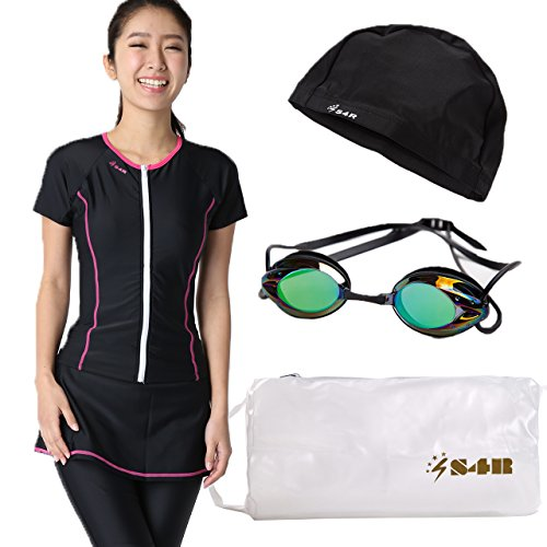 S4R Woman swimming High quality 6 piece set
