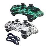 Nesada 2 Packs Wireless Bluetooth Controller For