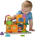 Fisher-Price Little People Manners Marketplace Playset