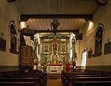 Photo: Sanctuary at California's most famous mission,at San Juan Capistrano