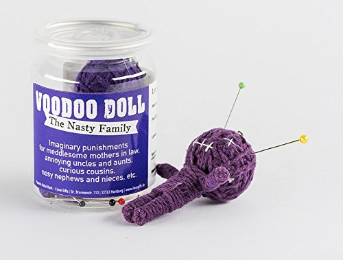 Modern Times Voodoo Doll in Tin