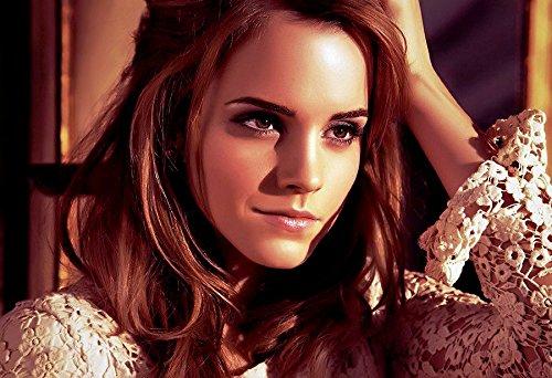 Emma Watson Poster Beautiful Print