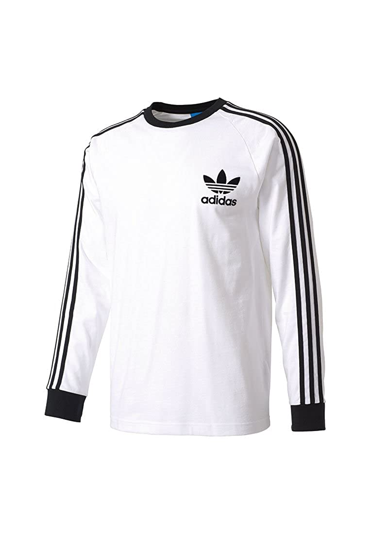 adidas Herren Clfn Ls Tee Langearmshirt: : Bekleidung