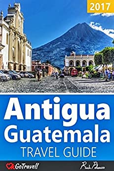 Antigua Travel Guide Amazon