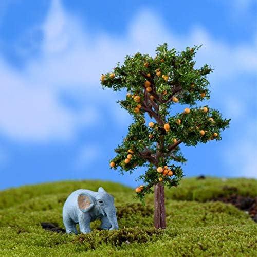 AFCN – 8 Tipos de Mini Adorno de jardín de Hadas en Miniatura de ...