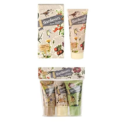 Heathcote and Ivory Gardeners Hand Cream Trio Set - 3 x 30 ml Heathcote & Ivory FG8111