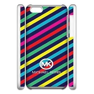 iPhone 6 4.7 Inch 3D Phone Case White Michael Kors V9036860
