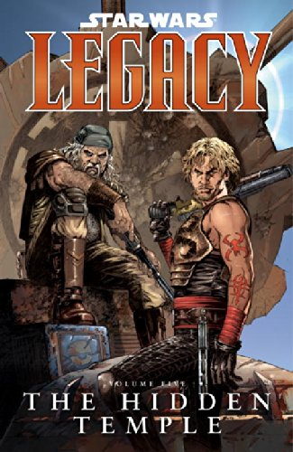 The Hidden Temple (Star Wars: Legacy, Vol. 5)