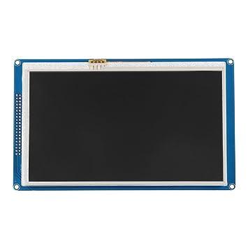 7 pulgadas 800x480 TFT LCD Módulo de Pantalla Táctil para Arduino AVR STM32 ARM SSD1963: Amazon.es: Coche y moto
