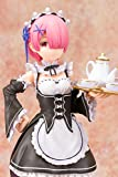 Pulchra Re:Zero-Starting Life in Another World: Ram 1:7 Scale Pvc Figure