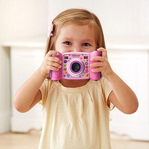 VTech Kidizoom Camera Pix, Pink (Frustration Free Packaging) JungleDealsBlog.com