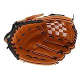 Baseball Glove,Children Professional Left Hand PVC Baseball Softball Practice Glove Equipment