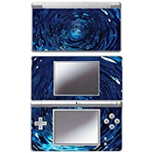 Mightyskins Protective Vinyl Skin Decal Cover Sticker for Nintendo DS Lite - Blue Vortex