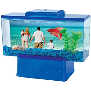 Kollercraft tom mini paradise betta aquarium for Betta fish tanks amazon