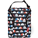 Skip Hop Grab and Go Double Bottle Bag, Domes, Multi