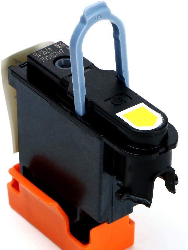 Caidi 4 x HP11 Cabezal de impresión para HP 11 C4810 A C4811 A ...