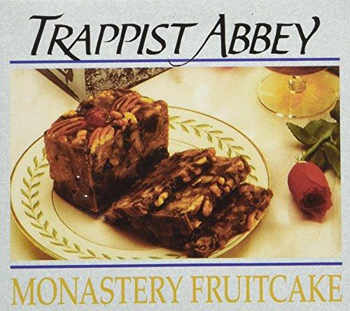 Christmas Cakes - Trappist Abbey Monastery Fruitcake 1 lb