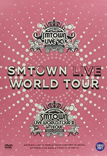 Smtown - Live World Tour in Seoul (Asia - Import, NTSC Region 0, 5PC)