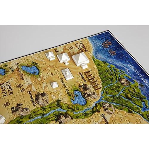 4D Cityscape Time Puzzle National Geographic l'Égypte antique