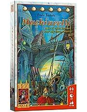 999 Games - Machiavelli Kaartspel - Basisspel vanaf 10 jaar - Winnaar Nederlandse spellenprijs 2001 - Bruno Faidutti - Draften - voor 2 tot 7 spelers - 999-MAC01