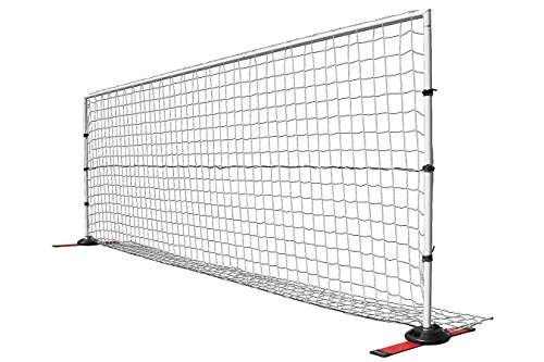 Coerver Training Goal - Kwik Goal Coerver Mill All-Surface Training Goal, 8 x 24-Feet, Mill