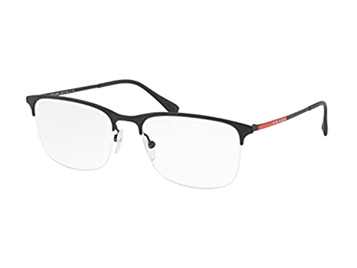 b994a29837 Image Unavailable. Image not available for. Color  Prada Linea Rossa Men s  PS 54IV Eyeglasses 53mm