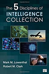 The Five Disciplines of Intelligence Collection Paperback