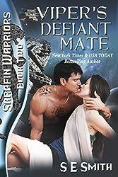 Viper's Defiant Mate: Sarafin Warriors Book 2