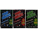 Assorted POP ROCKS Candy Packs (1 dz),Each pack is 0.33 oz (9.5 g)