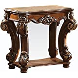 Acme Furniture ACME Vendome Cherry Side Table