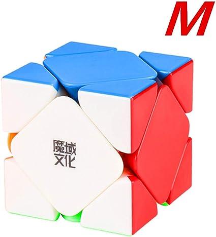Moyu Aoyan M Skewb Magnetique Magic Cube Stickerless