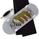 P-REP Tuned Complete Wooden Fingerboard 34mm x 100mm - Tres Tacos
