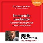 Immortelle randonnée | Jean-Christophe Rufin