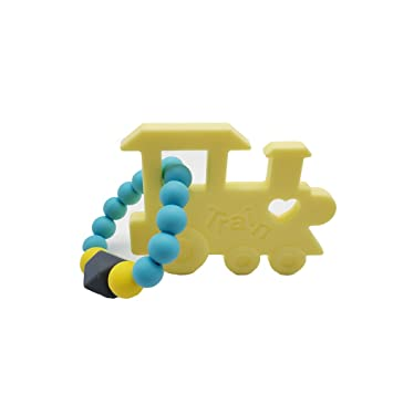 INCHANT tren de silicona Anillos teether - 100% de grado ...