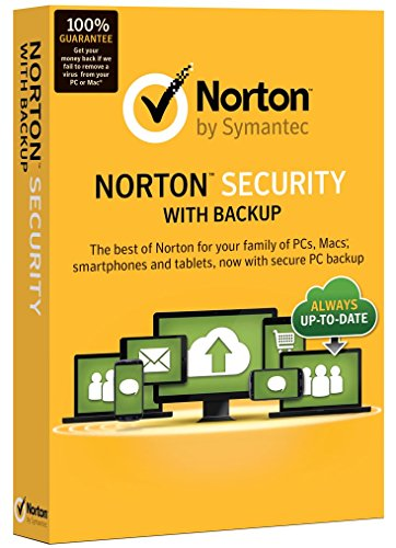 Norton Security Backup Devices Version