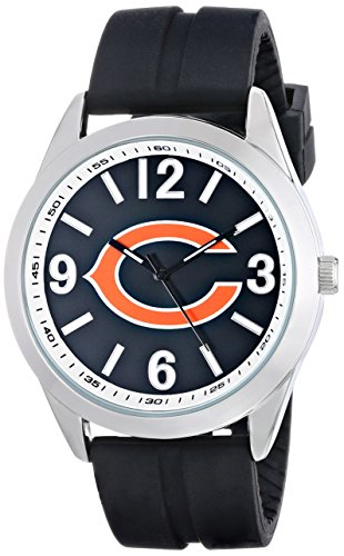 Chicago Bears Fan Series Watch - Game Time Men's NFL-VAR-CHI