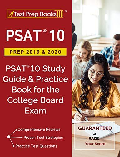Best Psat Prep Book 2020 Amazon.com: PSAT 10 Prep 2019 & 2020: PSAT 10 Study Guide