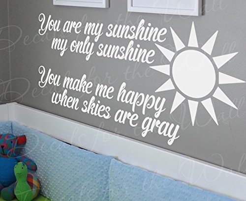 you-are-my-sunshine-you-make-me-happy-when-skies-are-gray-boys-and-girls-room-kids-baby-nursery-love