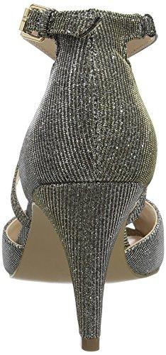 Carvela Damen Koko Peep-toe In Oro (bronzo)