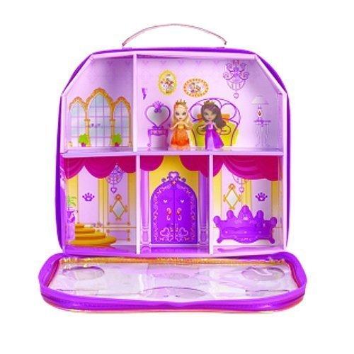 Barbie Peek-a-Boo Purse and Playset Pink