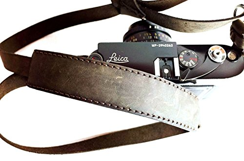 Henri by Eric Kim Handmade Premium Leather Camera Neck Strap