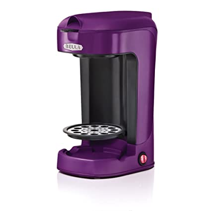 BELLA 13783 One Scoop One Cup Coffee Maker
