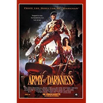 Amazon.com: (27x40) Army of Darkness Poster by ...