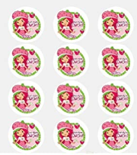Amazoncom Twelve 2 Caillou Edible Cupcake Images Toppers