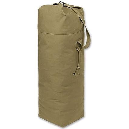 US petate de transporte al aire libre Camping mochila grande colour verde del ejército